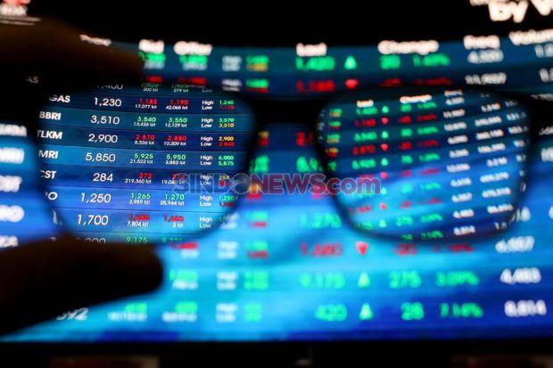Investor Asing Tak Lagi Borong Saham, IHSG jadi Loyo