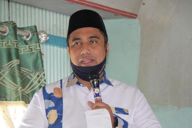 Pengembangan SDM Jadi Fokus Chaidir Syam di Awal Kepemimpinannya