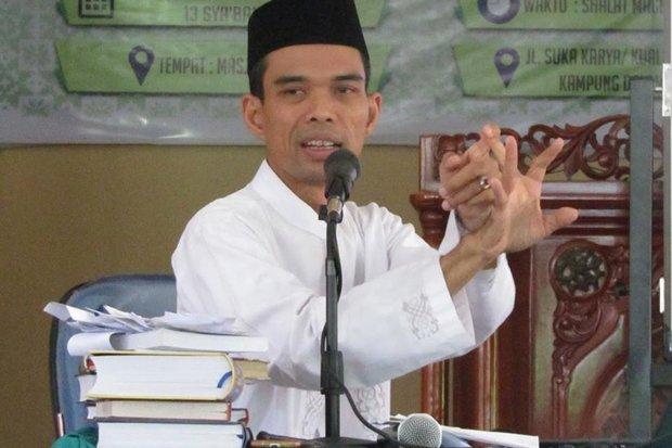 Prabowo Teratas, Ustaz Abdul Somad Melejit Kalahkan Mahfud dan Puan