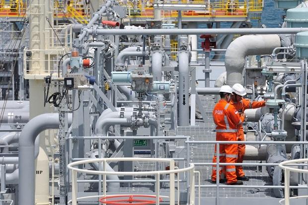 PGAS PGN Pasok Gas Bumi di Kawasan Industri Kendal