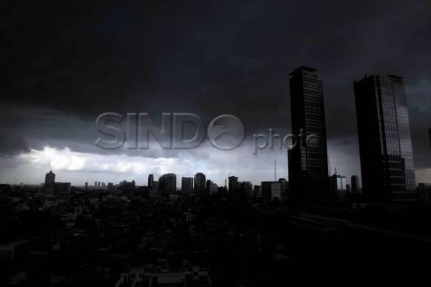 9,2 Ton Garam Disemai untuk Memodifikasi Cuaca di Ibu Kota