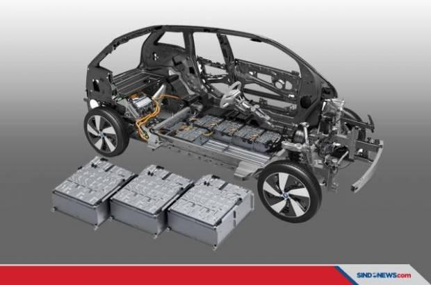 Wuss! Industri Baterai Listrik Indonesia Bakal Salip Pabrik Mobil Listrik Tesla di India