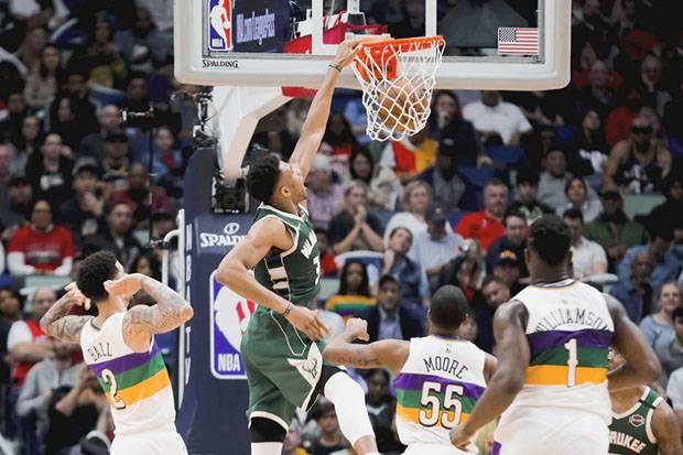 Jadwal Lengkap Pertandingan NBA, Jumat (26/2/2021) WIB