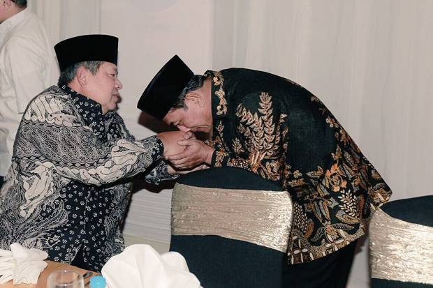 SBY di Atas Angin, Moeldoko Tidak Akan Gegabah