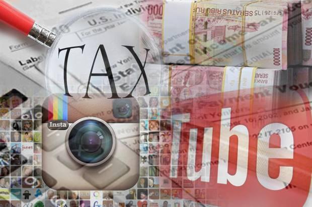 Wow, Setoran Pajak dari YouTuber Cs Bisa Capai Rp10 Triliun