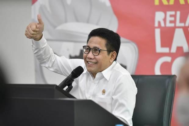 Gus Menteri Dorong BUMdes Sampai Kecebur ke Platform Digital