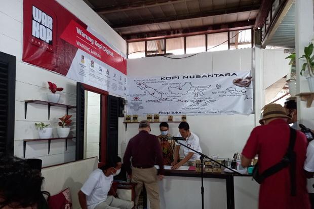 Komitmen Akselerasi Warkop Digital Demi Wujudkan Desa Digital Desa Wisata