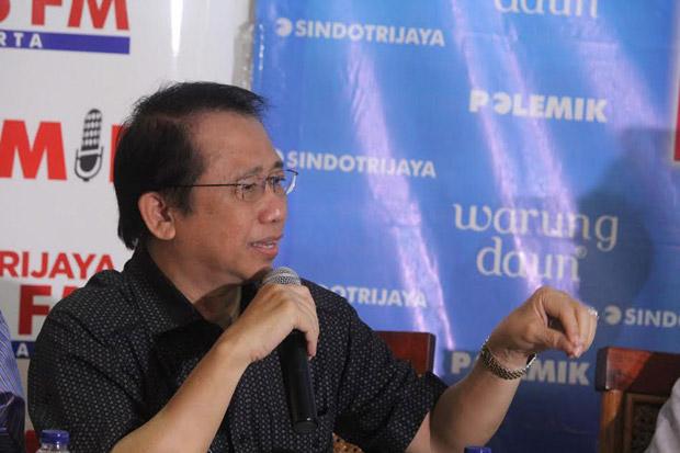 Marzuki Alie enggan memberikan tanggapan atas pemecatannya dari kepengurusan dan anggota Partai Demokrat.