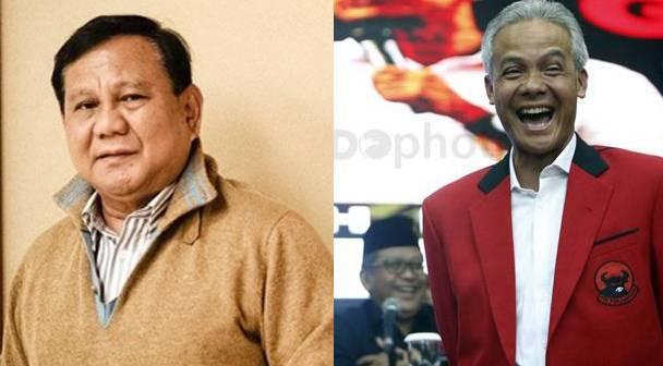 Prabowo dan Ganjar Bisa Jadi Duo Jagoan di Pilpres 2024