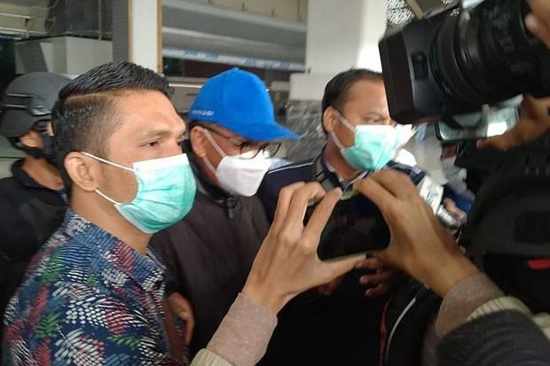 Tiba di Bandara Soetta, Nurdin Abdullah: Saya Tidak Tahu, Lagi Tidur Dijemput