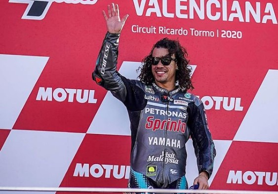 Musim Lalu Lebihi Ekspektasi, Morbidelli Kini Dapat Tugas Lebih Berat di MotoGP 2021