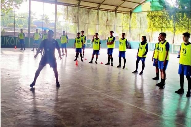 Tingkatkan Kualitas SDM Futsal, Kursus Wasit Nasional Digelar di Medan