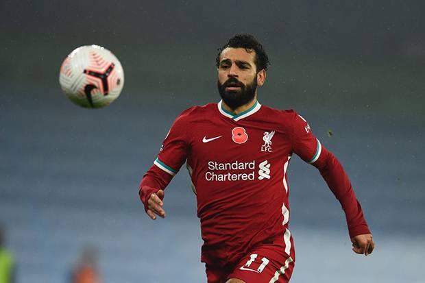 Liverpool Bujuk Mohamed Salah agar Tak Hengkang