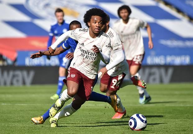 Babak I: Arsenal Cetak Comeback atas Leicester City
