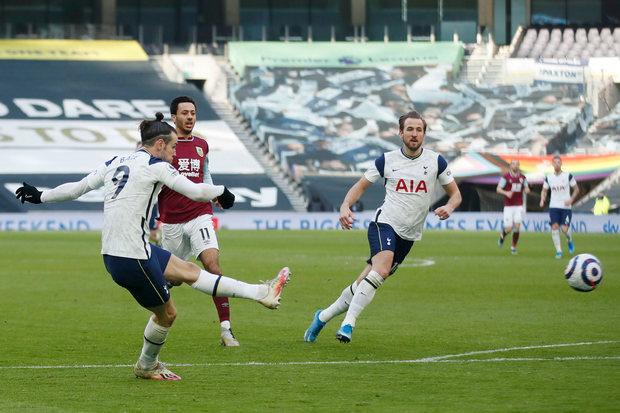 Bale Mengamuk, Tottenham Hotspur Gasak Burnley di Liga Primer - SINDOnews