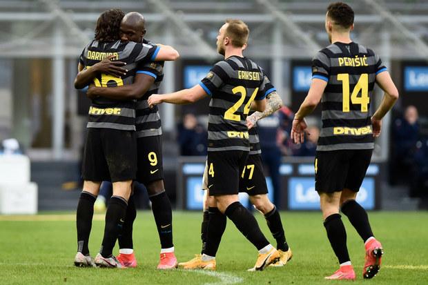 Bantai Genoa, Inter Milan Makin Kokoh di Puncak Klasemen Sementara Serie A