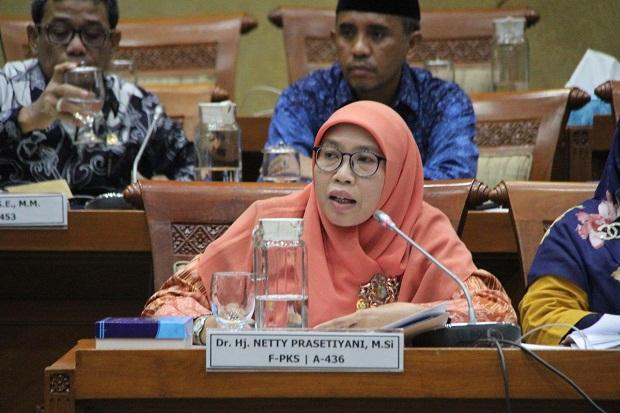 Wujudkan 30% Perempuan di DPR, Politikus PKS: Butuh Dukungan Partai Politik