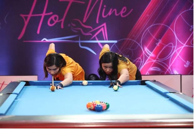 Turnamen Hot Nine: Angeline Ticoalu Lolos Setelah Kalahkan Putrini Sianturi 3-1