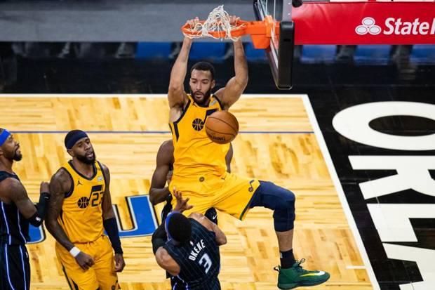 Hasil Lengkap Pertandingan NBA, Sabtu (27/2/2021): Jazz Berkibar!