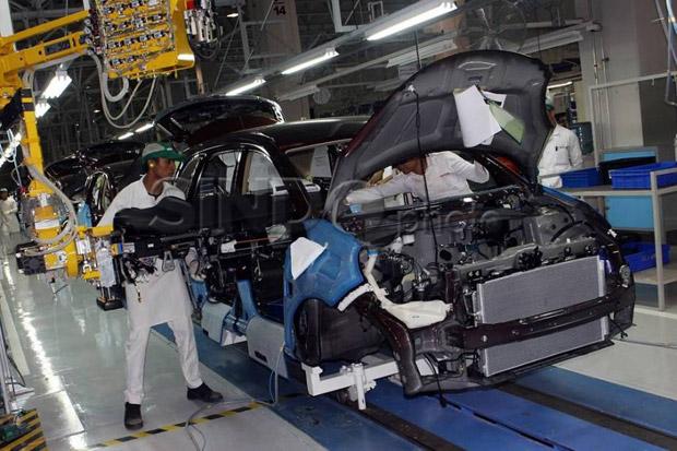 Insentif PPnBM agar Industri Otomotif Kembali Nendang