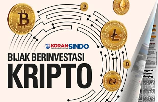Bijak Memilih Investasi Aset Kripto