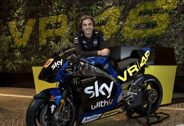 Luca Marini Tak Menyesal Gabung MotoGP Tanpa Gelar Moto2