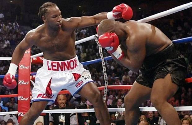 Lennox Lewis Senang Hati Duel Ulang lawan Mike Tyson