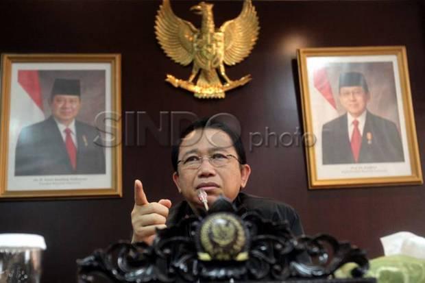 Bukan ke PTUN, Marzuki Alie Gugat Pemecatan Dirinya ke Pengadilan Negeri