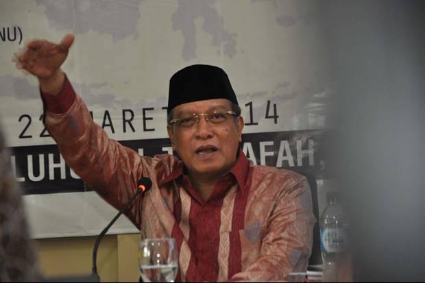 KH Said Aqil Yakin Pengusul Perpres Miras Bukan dari Presiden Jokowi