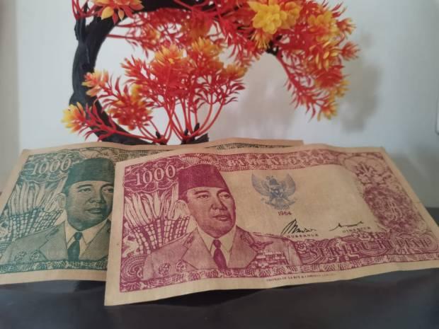 Viral di TikTok, Uang Rp1000 Gambar Soekarno Ditawar Rp5 Miliar