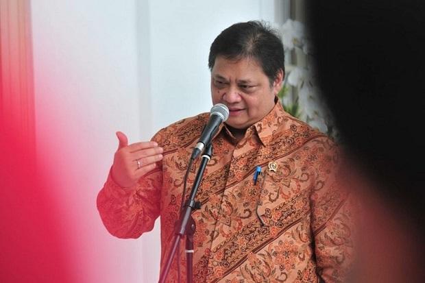 Buka MNC Group Investor Forum 2021, Airlangga: Ekonomi Indonesia Sudah On The Track!