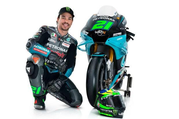 Girang Tunggangi YZR-M1 Terbaru, Morbidelli Tebar Ancaman di MotoGP 2021