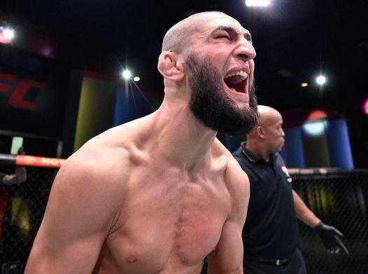 Petarung MMA Muslim Khamzat Chimaev Mundur Guncang Jagat MMA!