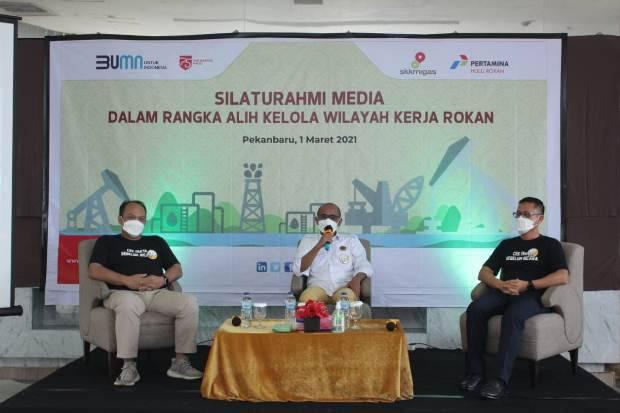 Pertamina Optimis Potensi Blok Migas Rokan Bakal Dongkrak Ekonomi Riau