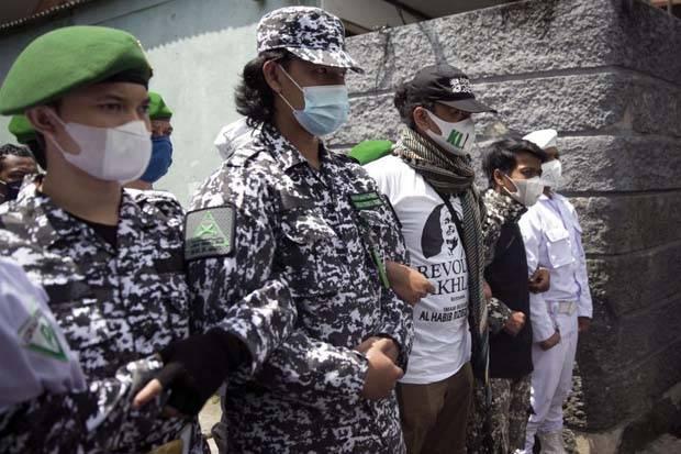 Polri Tetapkan 6 Laskar FPI yang Meninggal Tersangka Kasus Penyerangan