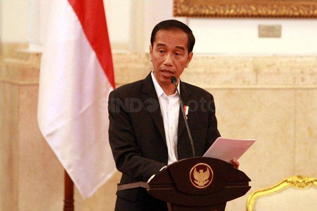 Jokowi Minta Penanganan Bencana Terintegrasi lewat Rantai Komando