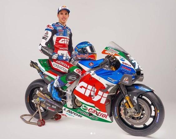 Sambut MotoGP 2021, Alex Marquez Merasa Kembali Jadi Rookie