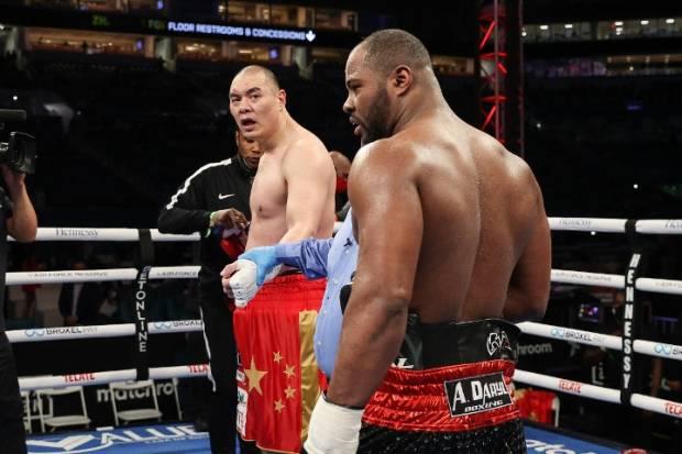 Tak Terkalahkan, tapi Zhang Zhilei Raja KO China Alami Kemunduran
