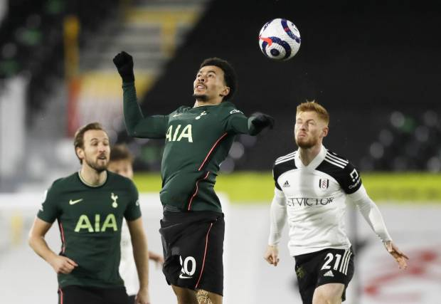 Babak I: Tottenham Hotspur Robek Gawang Fulham