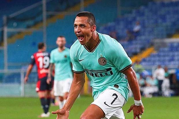 Susunan Pemain Parma vs Inter Milan: Alexis Sanchez Starter