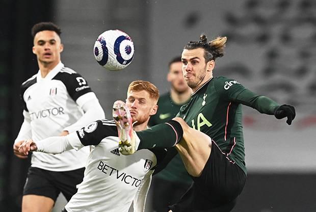 Tottenham Hotspur Cuma Menang Tipis di Kandang Fulham