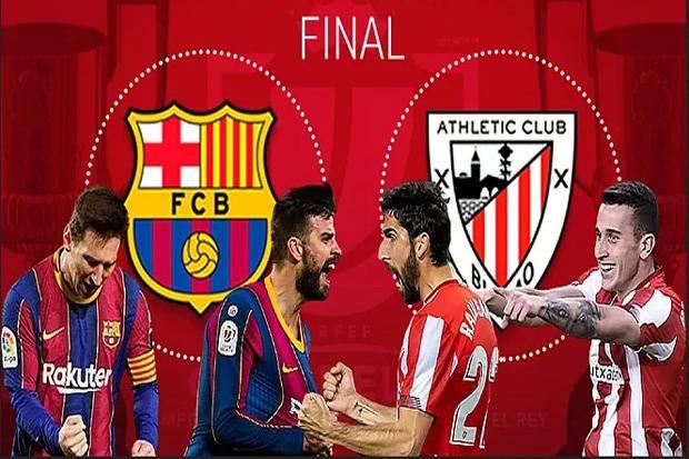 Pertemuan Dua Raja Spanyol di Final