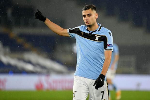 Melempem di Serie A, Lazio Enggan Permanenkan Gelandang MU