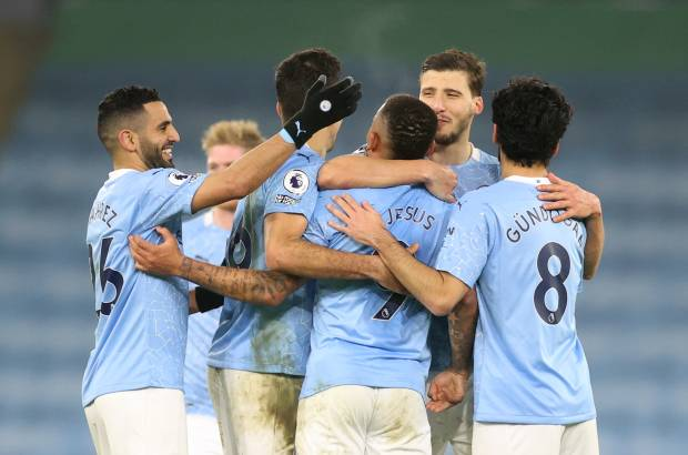 Jelang Manchester City vs Manchester United, Tuan Rumah Siap Berperang