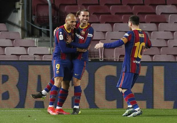 Preview Osasuna vs Barcelona; Misi Ganda Tim Tamu