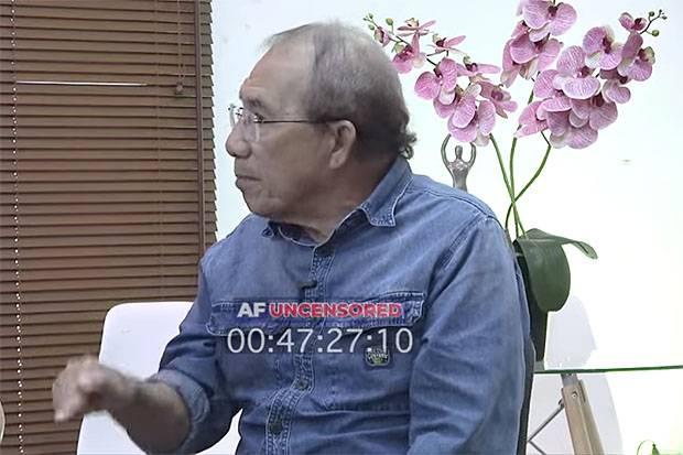 Max Sopacua: Bicara Sama SBY Itu One Way Traffic, Saya Alami Sejak 2001