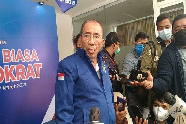 Klaim KLB Demokrat Dihadiri 1.200 Orang, Max Sopacua: Sebagian Masih di Jalan