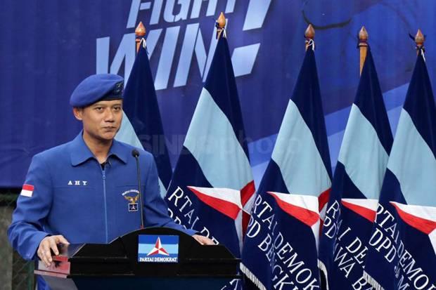 AHY Minta Presiden Jokowi Tak Sahkan Kepengurusan KLB Sumut