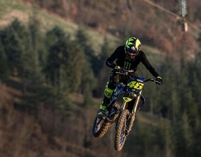 Tes Pramusim MotoGP 2021, Rossi Jamin Enggak Bakal Pakai Motor Lama