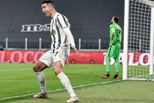 Jelang vs Lazio, Juventus Diterpa Rumor Tak Sedap Soal Ronaldo